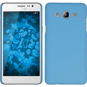 Hardcase Galaxy On5 gummiert hellblau