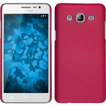 Hardcase Galaxy On5 gummiert pink