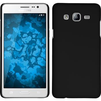 Hardcase Galaxy On5 gummiert schwarz