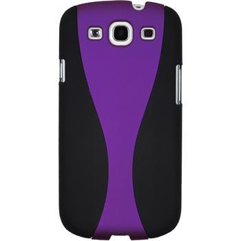 Hardcase for Samsung Galaxy S3  purple