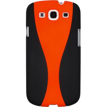 Hardcase for Samsung Galaxy S3  orange