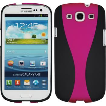 Hardcase for Samsung Galaxy S3  hot pink
