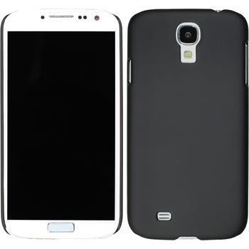 Hardcase for Samsung Galaxy S4 rubberized black
