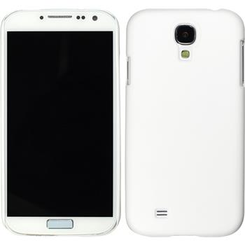 Hardcase for Samsung Galaxy S4 rubberized white