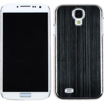 Hardcase for Samsung Galaxy S4 metallic black