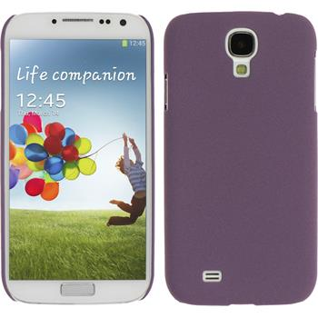 Hardcase for Samsung Galaxy S4 vintage purple