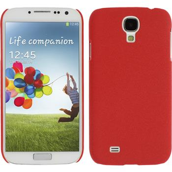 Hardcase for Samsung Galaxy S4 vintage red