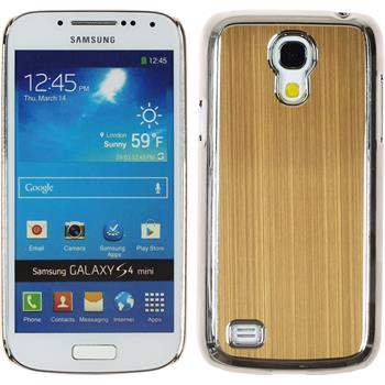 Hardcase Galaxy S4 Mini Metallic gold
