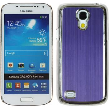 Hardcase for Samsung Galaxy S4 Mini metallic purple