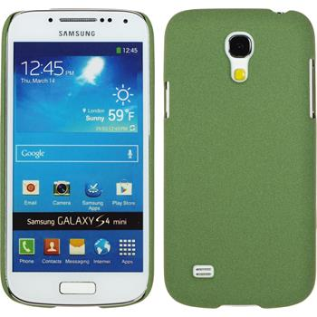 Hardcase for Samsung Galaxy S4 Mini vintage green