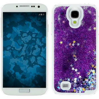Hardcase Galaxy S4 Stardust lila