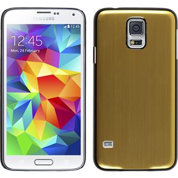 Hardcase Galaxy S5 Metallic gold