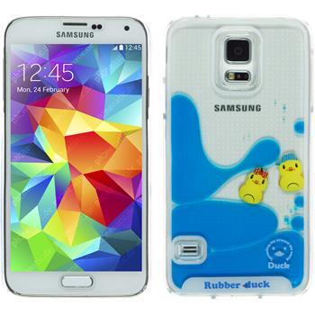 Hardcase für Samsung Galaxy S5 Neo Entchen Design:02