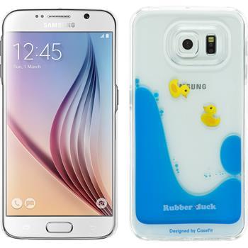 Hardcase für Samsung Galaxy S6 Entchen Design:01