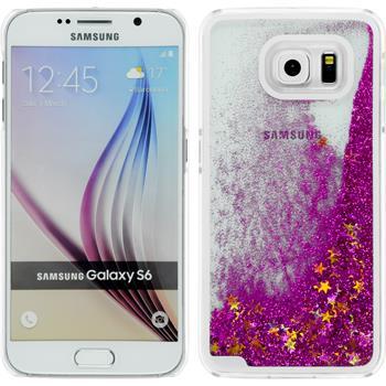 Hardcase Galaxy S6 Stardust pink