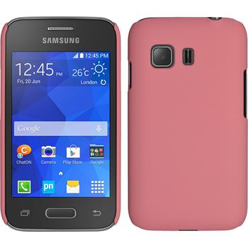 Hardcase Galaxy Young 2 gummiert rosa