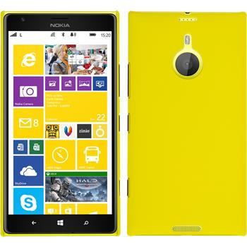 Hardcase Lumia 1520 gummiert gelb