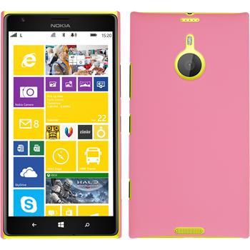 Hardcase Lumia 1520 gummiert rosa