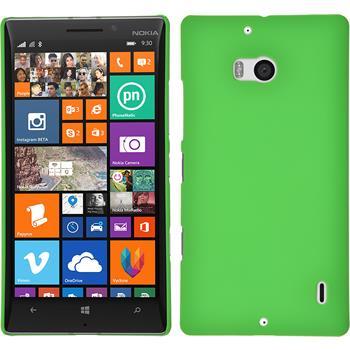 Hardcase für Nokia Lumia 930 gummiert grün