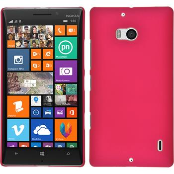 Hardcase Lumia 930 gummiert pink