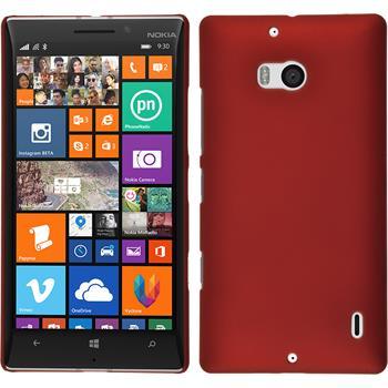 Hardcase Lumia 930 gummiert rot