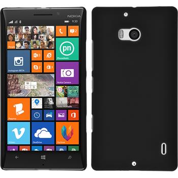 Hardcase Lumia 930 gummiert schwarz
