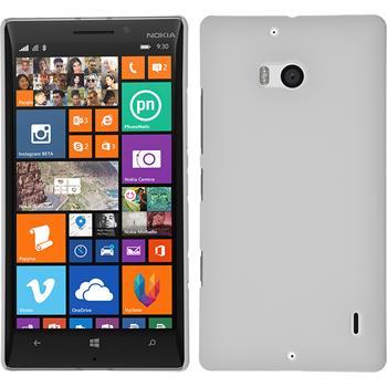 Hardcase Lumia 930 gummiert weiß