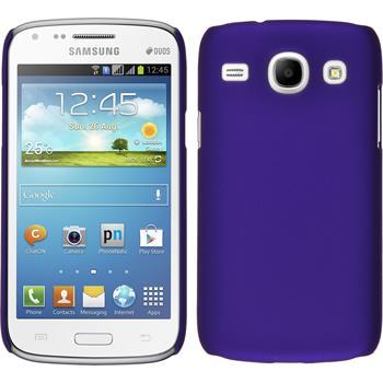 Hardcase Galaxy Core gummiert lila