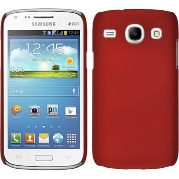 Hardcase Galaxy Core gummiert rot