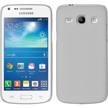 Hardcase Galaxy Core Plus gummiert weiß