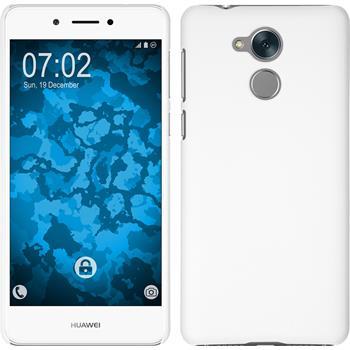 Hardcase Nova Smart (Honor 6c) rubberized white Case