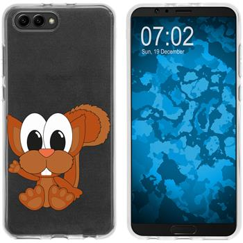 Huawei Honor View 10 Silicone Case Cutiemals M8