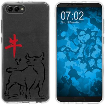 Huawei Honor View 10 Silicone Case Chinese Zodiac M2