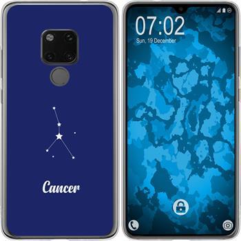 Huawei Mate 20 Silicone Case Zodiac M3