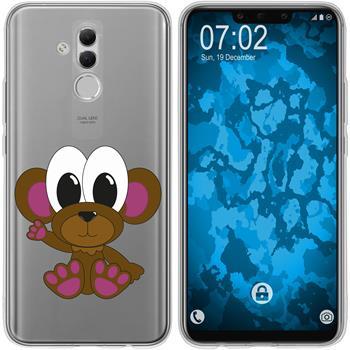 Huawei Mate 20 Lite Silicone Case Cutiemals M3