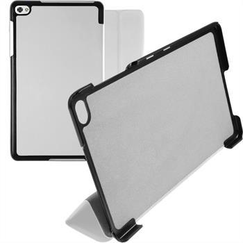 Artificial Leather Case MediaPad M2 8.0 Tri-Fold white