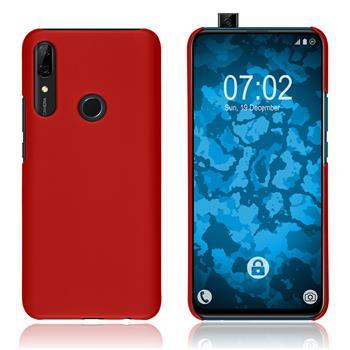 Hardcase P Smart Z rubberized red Cover