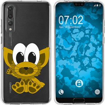 Huawei P20 Pro Silicone Case Cutiemals M7
