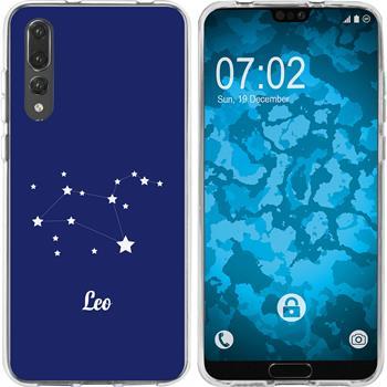 Huawei P20 Pro Silicone Case Zodiac M4