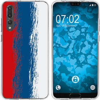 Huawei P20 Pro Silicone Case WM Russia M9