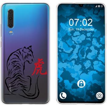 Huawei P30 Silicone Case Chinese Zodiac M3