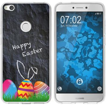 Huawei P8 Lite 2017 Silicone Case Easter M6