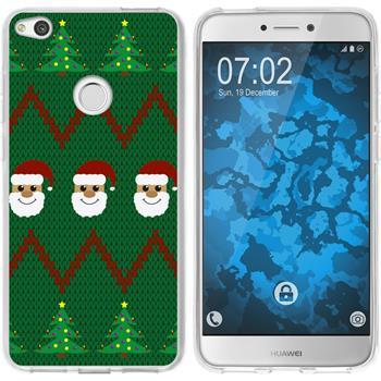 Huawei P8 Lite 2017 Silicone Case Christmas X Mas M7