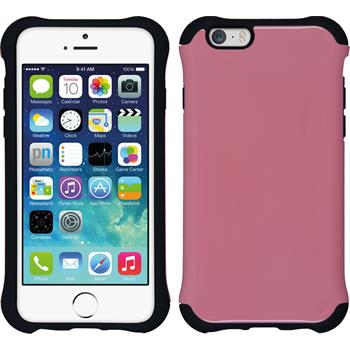Hybrid Case for Apple iPhone 6 ShockProof Candy pink