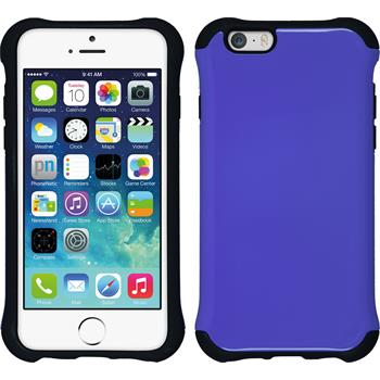Hybrid Case for Apple iPhone 6 ShockProof Candy purple