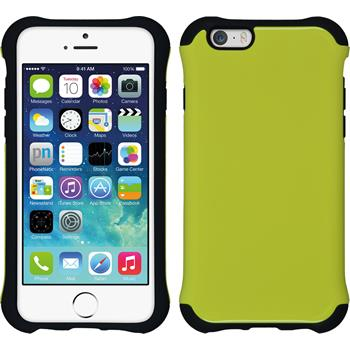 Hybrid Case for Apple iPhone 6 ShockProof Candy yellow