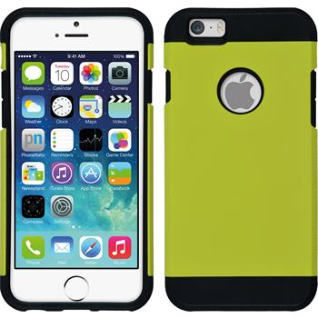 Hybrid Case for Apple iPhone 6 ShockProof yellow