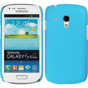 Hybrid Case for Samsung Galaxy S3 Mini  blue
