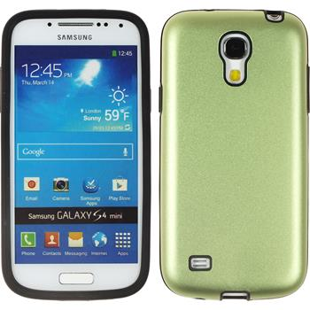 Hybrid Case for Samsung Galaxy S4 Mini  green