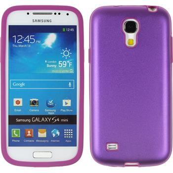 Hybrid Case for Samsung Galaxy S4 Mini  purple
